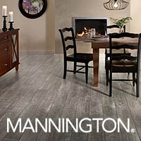 Featuring laminate flooring from Mannington. Visit our showroom where you're sure to find flooring you love at a price you can afford!