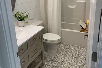 Holtkamp Bathroom Project