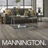 Featuring hardwood flooring from Mannington. Visit our showroom where you're sure to find flooring you love at a price you can afford!