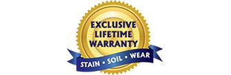 Exclusive Lifetime Warranty